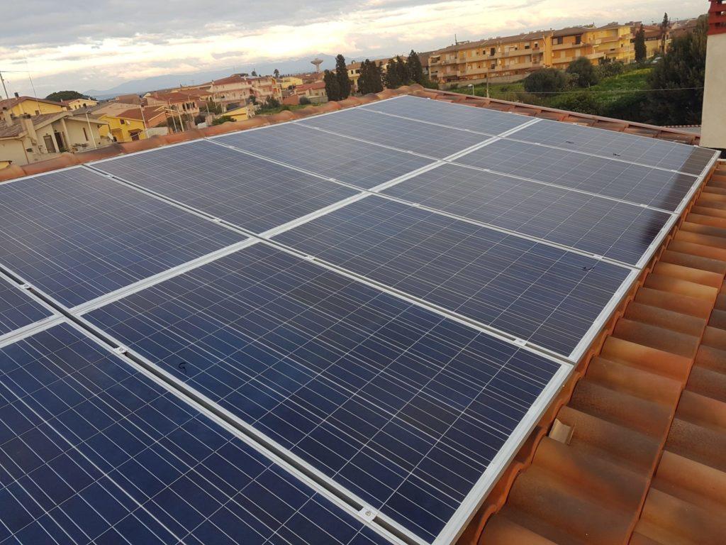 pannelli fotovoltaici a cagliari