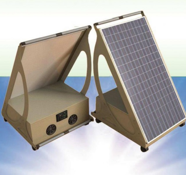 Pyppy fotovoltaico mobile 2400 watt shardana smart energy - Fotovoltaico portatile ...