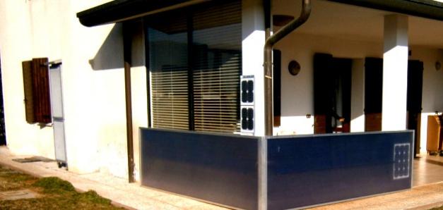 Pannello Solare Aria Calda Vendita : Pannello solare aria calda shardana smart energy