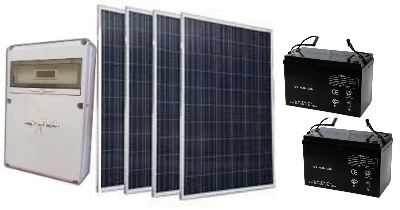 Mini fotovoltaico shardana smart energy - Mini kit fotovoltaico ...