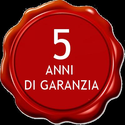 5AnniGaranzia